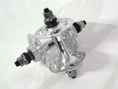 Front Track Hub